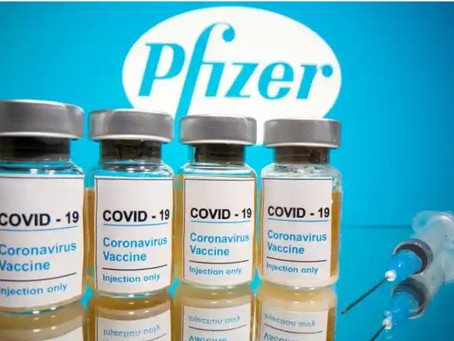 Covid vaccine: PM hails Pfizer jab but warns it is 'not game over'