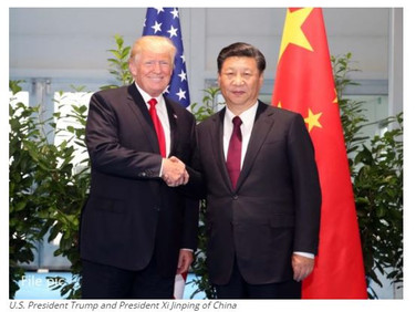 China says it hopes U.S. president Trump will recover soon