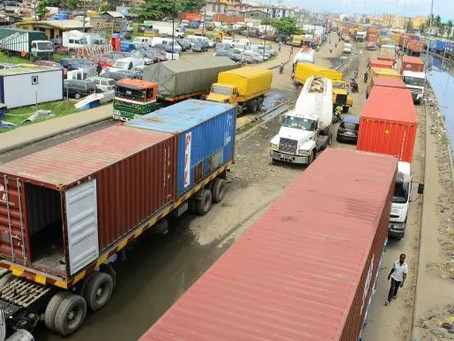 Concerns as abandoned containers litter Nigerian ports