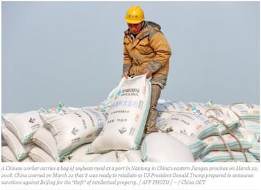 Trump prepares China trade sanctions, Beijing vows retaliation