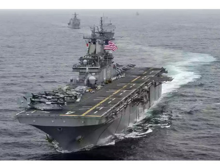 US to send two warships to Black Sea, says Turkey