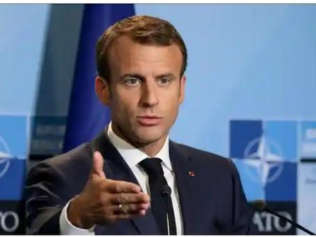 Covid: Paris lockdown as France fears third wave