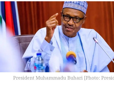 Buhari Appreciates Nigerians for Patience, Urges Use of Gas As Alternative to Petrol