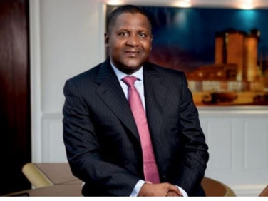 Nigerian Govt Grants Dangote Cement $54 Million Tax Credit