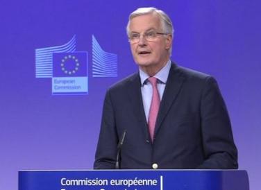 UK, EU rule out quick post-Brexit deal