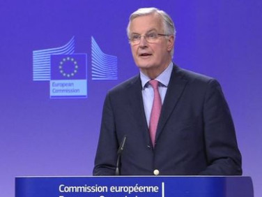Barnier: Brexit transition 'not a given'