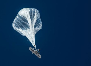 Google launches balloon-powered internet service in Kenya