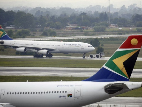 South Africa agrees to privatise troubled SAA airline