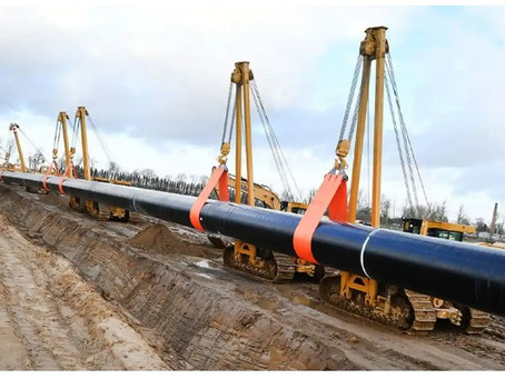US, Germany agree deal on completion of Russian gas pipeline to Europe
