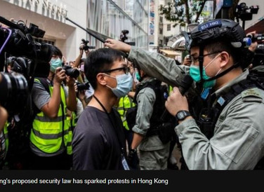 UK unveils new special visa for Hong Kong's BNO holders