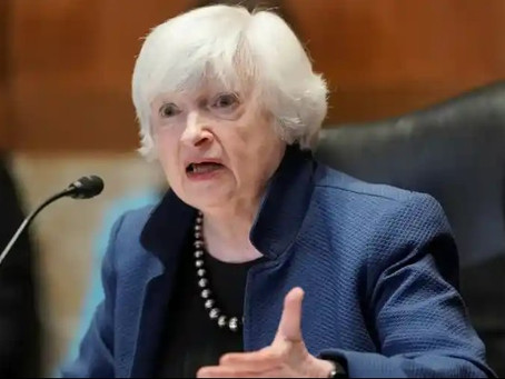 Yellen urges EU to reconsider its digital tax plan