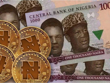 Nigeria to Launch Its Own Cryptocurrency 'eNaira'