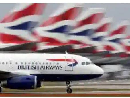 British Airways reverses decision on Heathrow to Gatwick route for Accra