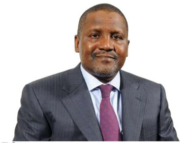 Lagos most peaceful for doing business – Dangote