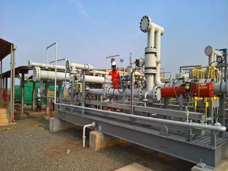 Saudi Aramco Eyes Gas Sales to China