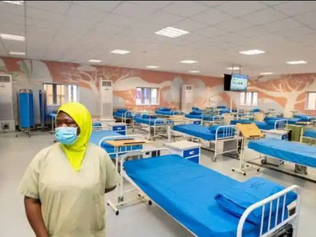 Nigeria to build 38 Oxygen plants as treatment centres struggle with COVID patients