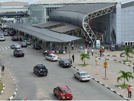 Lagos airport to end 13 years airfield blackout