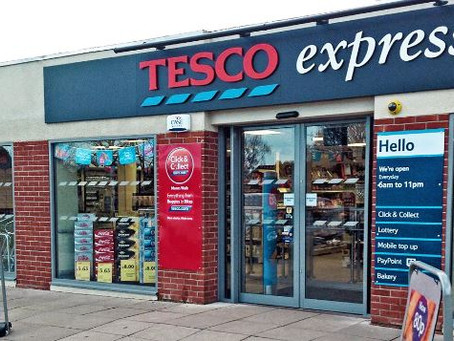 Tesco launches UK's biggest network of soft plastic recycling points