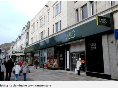 Marks and Spencer names North Wales store closure date