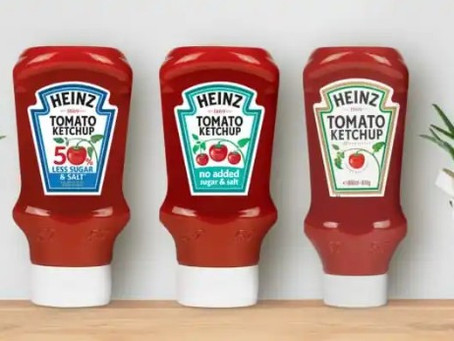 Kraft Heinz to invest in the UK to make tomato ketchup