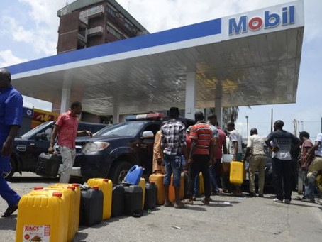 Nigeria to Spend N103 Billion Monthly On Petrol Subsidy
