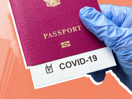 The E.U. will propose a vaccine passport system for Europe.