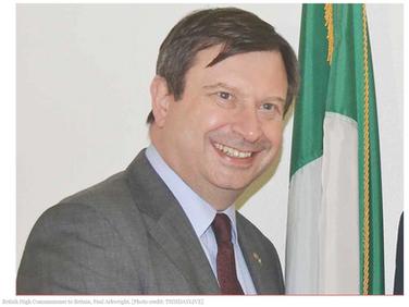 UK not against Buhari's second term — High Commissioner