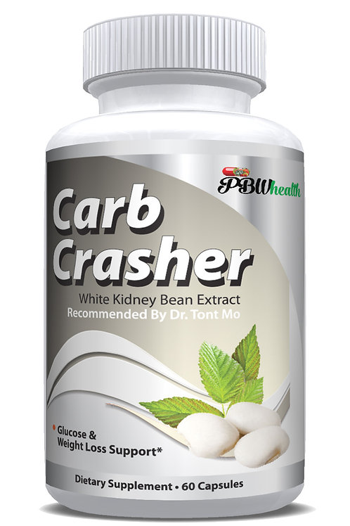 Carb Crasher by Dr. Tont Mo