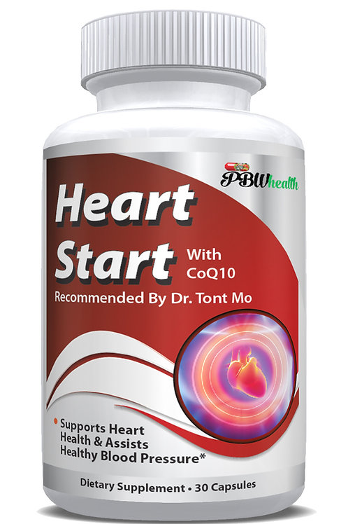 Heart Start by Dr. Tont Mo