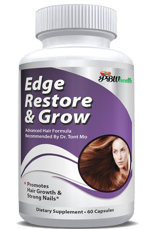 Edge Restore & Grow: by Dr. Tont Mo