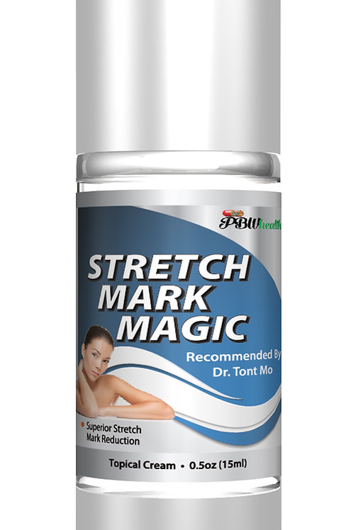 Stretch Mark Magic by Dr. Tont Mo