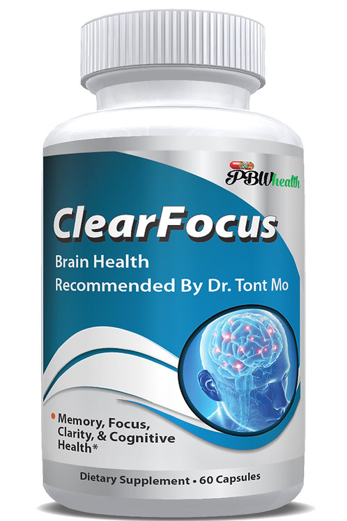 ClearFocus by Dr Tont Mo
