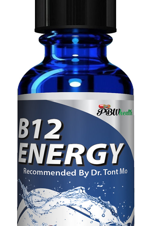 B12 Energy by Dr. Tont Mo