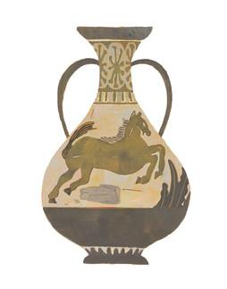 エジプトの壺