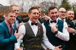 Wedding at The Barn at Brynich