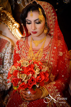 Asian wedding, South Wales