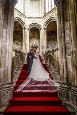 Wedding Margam Castle, South Wales