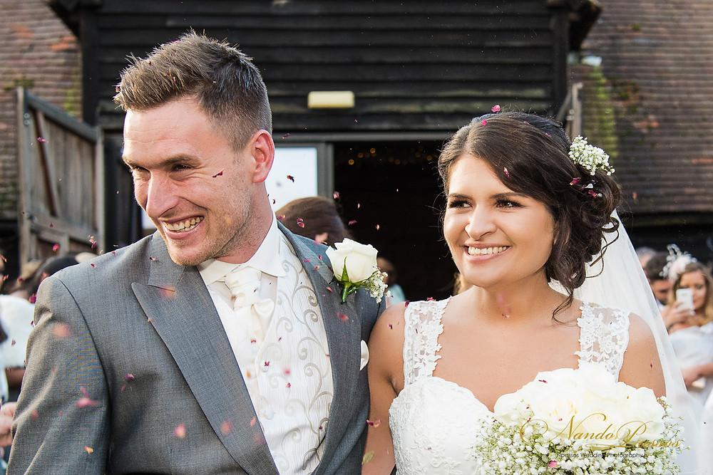 CONFETTI'S WEDDING