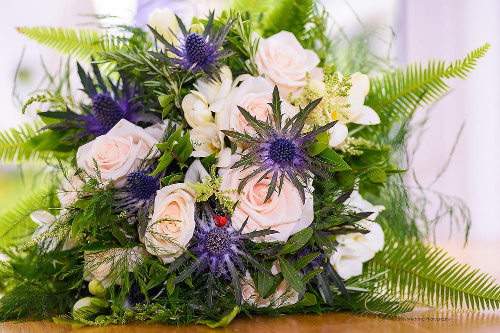 BRIDE'S FLOWERS