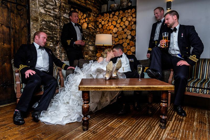 The Bear Hotel Wedding, Cowbridge