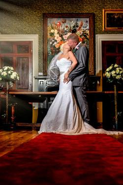 Wedding at Cyfarthfa Castle,Wales
