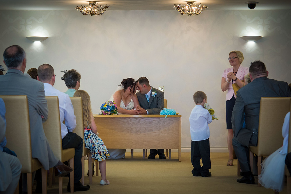 WEDDING PHOTOGRAPHER BRIDGEND