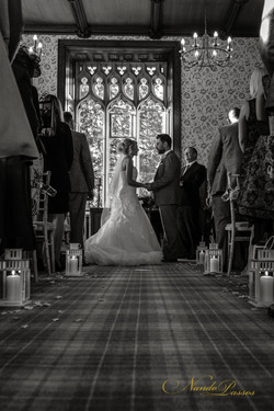 Wedding at Hensol Castle,South Wales