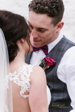 """Wedding at """"The Barn at Brynich"""""""