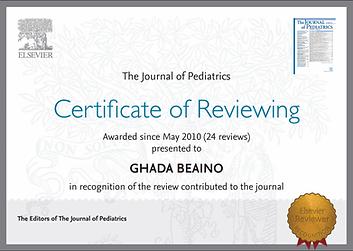 Peer reviewing, international expertise in big databases.
