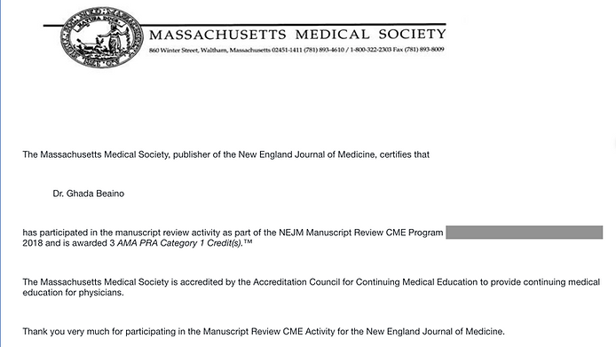 Peer reviewing, international expertise for world's top health journals.