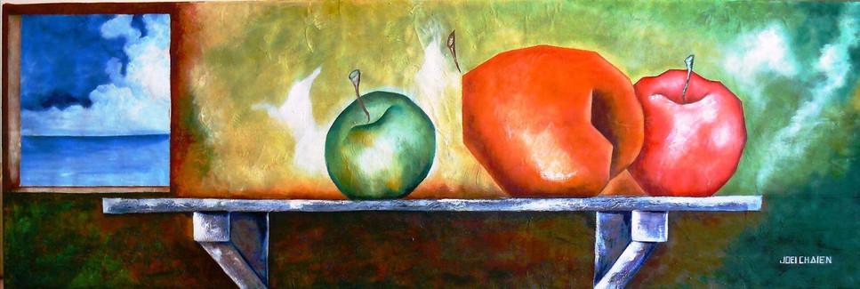 Oil on Canvas | 40'' X 35''