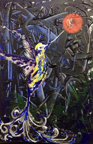 Good BYE pocho, 2015 by Joel Chalen