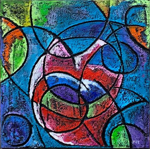 Heart of stone, 2020 by Joel Chalen