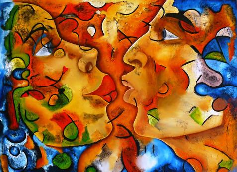 Kiss, 2009 by Joel Chalen